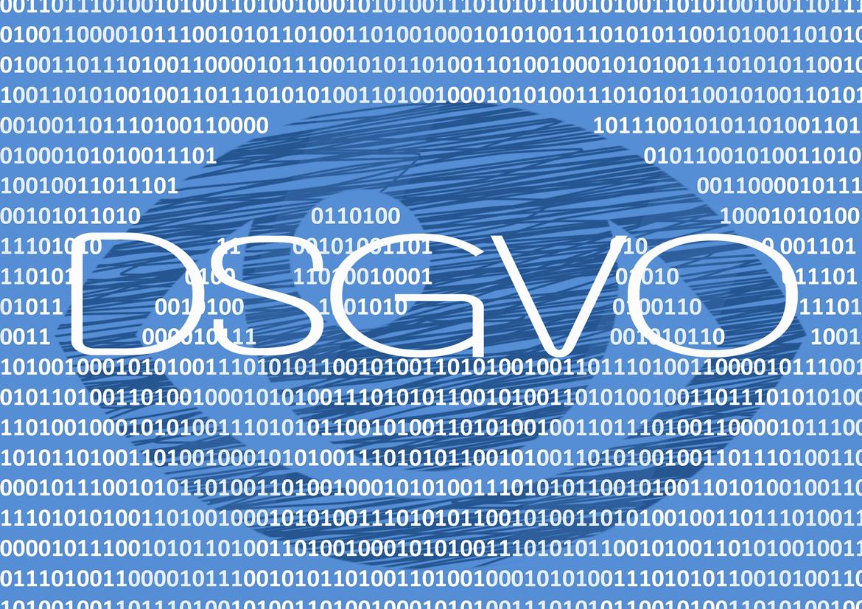 Datenschutz / DSGVO